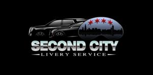 Second City Livery Service logo.